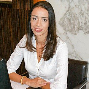 Dia Constantinou - RAK offshore company formation expert